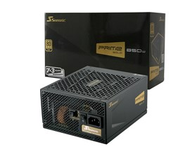 Seasonic Prime 850W Modular 80+ Gold PSU