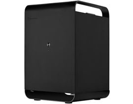 Silverstone Case Storage CS01 ITX Case - Black
