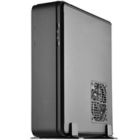 Silverstone Fortress Series FTZ01-E HTPC Case - Black USB 3.0
