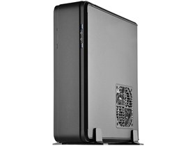 Silverstone Fortress Series FTZ01-E Case - Black