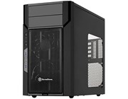 Silverstone Kublai KL06 Black Midi Tower Case