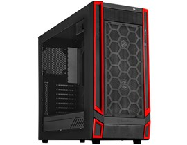 Silverstone Redline RL05 Mid Tower Case - Black