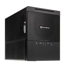 Silverstone Sugo SG10 Mini Tower Black Case