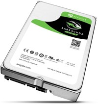 Seagate BarraCuda 4TB 3.5 inch 256MB Cache SATA III Internal Hard Drive