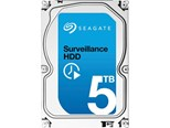 Seagate Surveillance (5TB) 3.5 inch Hard Drive (7200rpm) SATA 6Gb/s 128MB (Internal)
