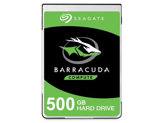 "Seagate BarraCuda 500GB SATA III 2.5"" HDD"