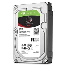 Seagate IronWolf Pro (8TB) 3.5 Inch SATA Internal Hard Disk Drive for NAS *Open Box*