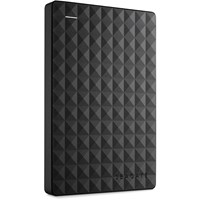 Seagate Expansion 2TB Mobile External Hard Drive in Black - USB3.0