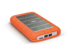 LaCie 2TB Rugged Triple USB3.0 External HDD