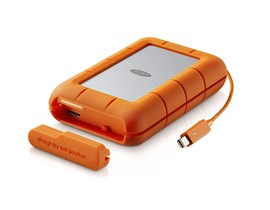 LaCie 4TB Rugged RAID USB3.0 Thunderbolt External