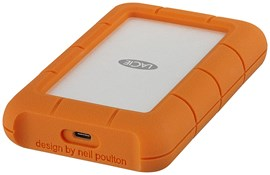 LaCie 2TB Rugged Secure USB3.0 External HDD