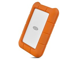 LaCie 4TB Rugged USB-C USB3.0 External HDD