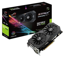 ASUS GeForce GTX 1050 Strix 2GB Graphics Card