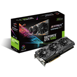 Asus Strix GeForce GTX 1080 Founders Edition (8GB) Graphics Card PCI Express 3.0 DisplayPort/HDMI/DVI-D