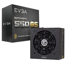 EVGA SuperNOVA 550 GS 550W Modular 80+ Gold PSU