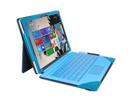 Urban Factory Folio Tablet Case (Turquoise) for Microsoft Surface 4/Surface Pro