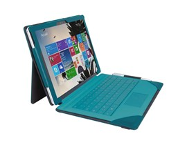 Urban Factory Folio Tablet Case (Blue/Green) for Microsoft Surface 4/Surface Pro