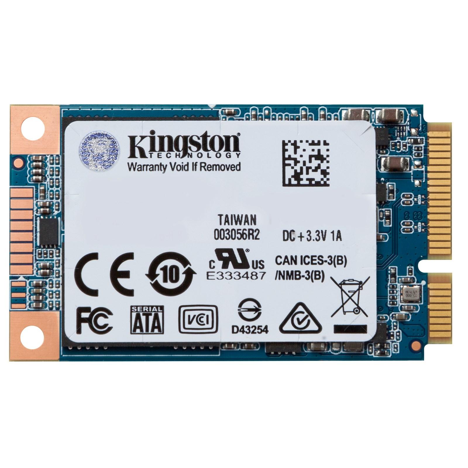 Kingston UV500 mSATA 240GB SATA III Solid State Drive