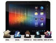 "Versus TouchPad 9.7"" Android 4.0 Tablet"