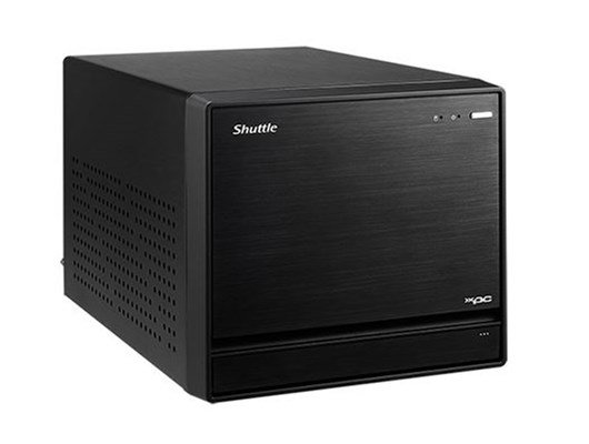 Shuttle XPC SZ170R8 V2 Intel Barebone System with 500W PSU (Black)