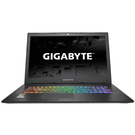 "Gigabyte Sabre 17K V8 17.3"" Core i7 Gaming Laptop"