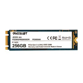 Patriot Scorch 256GB M.2-2280 PCI Express 3.0 x2