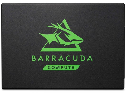 "Seagate BarraCuda 120 500GB 2.5"" SATA III SSD"