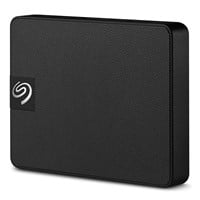 Seagate Expansion 500GB Mobile External Solid State Drive in Black