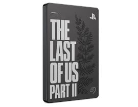 Seagate The Last of Us Part II Limited Edition 2TB PS4 External Hard Drive Drive