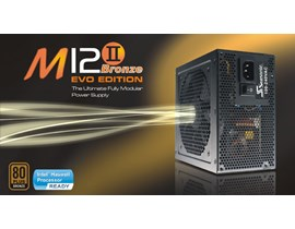 Seasonic M12 II Bronze Evo Edition 620W Modular