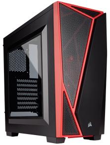 Corsair Carbide SPEC-04 Midi Tower Red Case