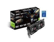 ASUS NVIDIA GeForce GTX 970 4GB Strix Card