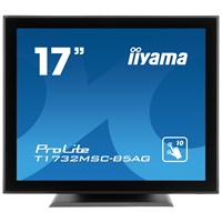 iiyama ProLite T1732MSC 17 inch LED - 1280 x 1024, 5ms, Speakers