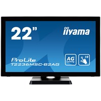 iiyama ProLite T2236MSC-B2AG 22 inch Touchscreen Monitor - Full HD