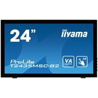 iiyama ProLite T2435MSC-B2 23.6 inch Touchscreen Monitor - Full HD