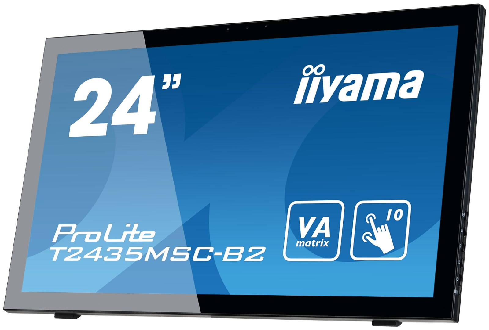 Iiyama prolite t2435msc b2 236 inch touchscreen monitor full hd add to compare fandeluxe Gallery