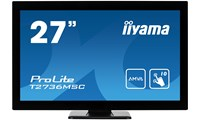 iiyama ProLite T2736MSC 27 inch LED - Full HD, 4ms, Speakers, HDMI