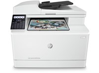 HP Color LaserJet Pro M181fw (A4) Colour Laser Multifunction Printer (Print/Copy/Scan/Fax) 256MB DDR 128MB Flash 2-Line LCD 16ppm (Mono/Colour) ISO 30,000 (MDC)
