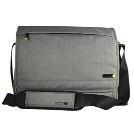 Techair EVO Magnetic Laptop Messenger Bag for 15.6 inch Laptop