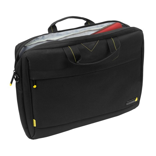 10ce823900 Techair 1202 Toploading Modern Classic Laptop Bag (Black) for 15 inch -  15.6 inch Laptops - TAN1202v2 | CCL Computers. ‹