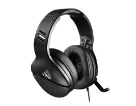 Turtle Beach Atlas One Wired Gaming Headset (Black) for PC