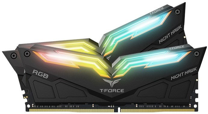 Team Night Hawk RGB 16GB (2x8GB) 3000MHz DDR4 Memory Kit