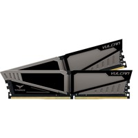 Team Group Vulcan T-Force 8GB (2 x 4GB) PC4-24000 C16 3000MHz DDR4 Dual Channel Kit (Gray) *Open Box*