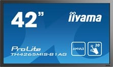 Iiyama ProLite TG4265MIS-B1AG (42 inch) Full HD VA LED Professional Large Format Touchscreen