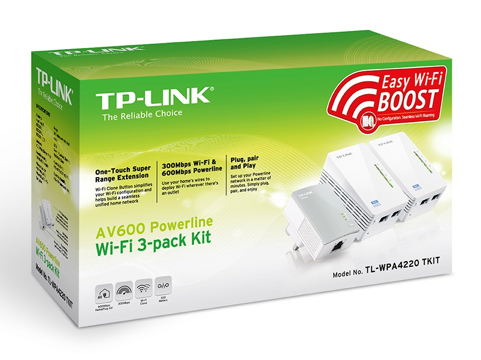 TP-Link TL-WPA4220T v1 Powerline Driver for Mac Download