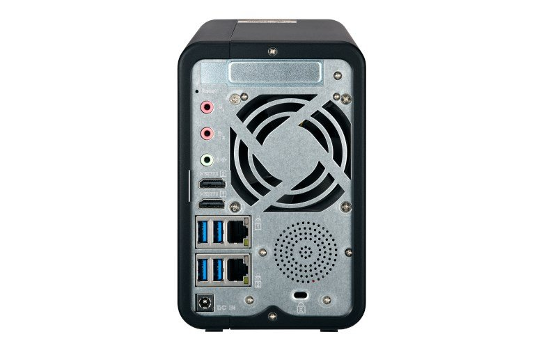 Qnap TS-253Be-2G 2-Bay Desktop NAS Enclosure