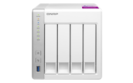 Qnap TS-431P2-1G 4-Bay NAS Enclosure