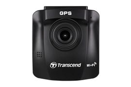 Transcent DrivePro 230 (2.4 inch) Car Video Recorder 16GB (Black)