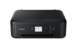 Canon PIXMA TS5150 Series All-in-One Colour Inkjet Printer (Black)
