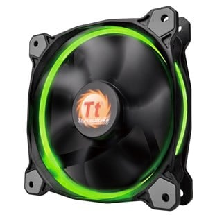 Thermaltake Riing14 140mm RGB LED Fan w/ Fan Switch